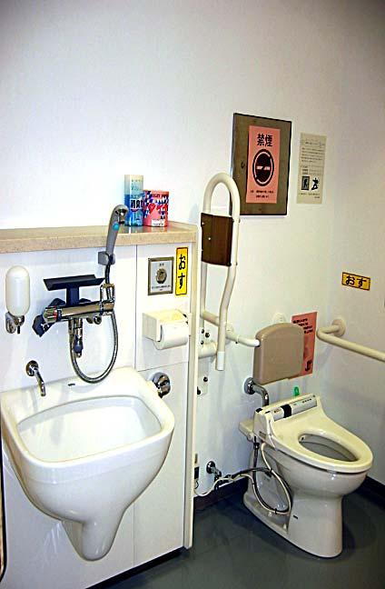 多目的トイレ2