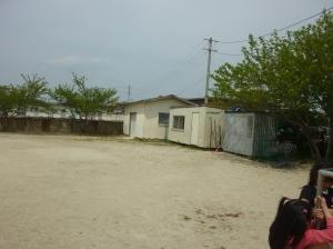 前原南小第二児童クラブ建設予定地