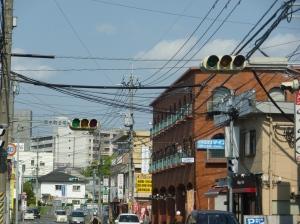 南本町2号の信号機