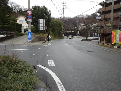 前原駅南停車場線(通称 弁坂線)