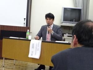 糸島医師会理事 冨満 久教先生(大塚内科神経内科医院長)