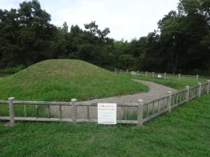 平原歴史公園(平成28年9月17日撮影)